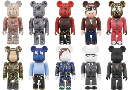 ISETAN MEN'S MEETS SPECIAL PRODUCT DESIGN ベアブリック (BE@RBRICK)