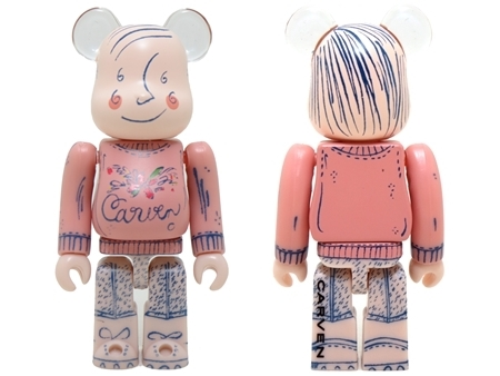 ISETAN MEN'S MEETS SPECIAL PRODUCT DESIGN CARVEN ベアブリック (BE@RBRICK)
