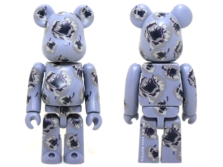 ISETAN MEN'S MEETS SPECIAL PRODUCT DESIGN DRIES VAN NOTEN ベアブリック (BE@RBRICK)