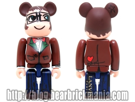ISETAN MEN'S MEETS SPECIAL PRODUCT DESIGN LANVIN ベアブリック (BE@RBRICK)