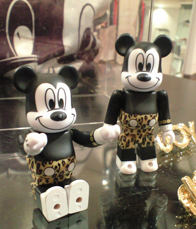 JOYRICH MICKEY MOUSE ベアブリック(BE@RBRICK)