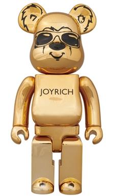 JOYRICH アロマディフューザー ベアブリック (BE@RBRICK)