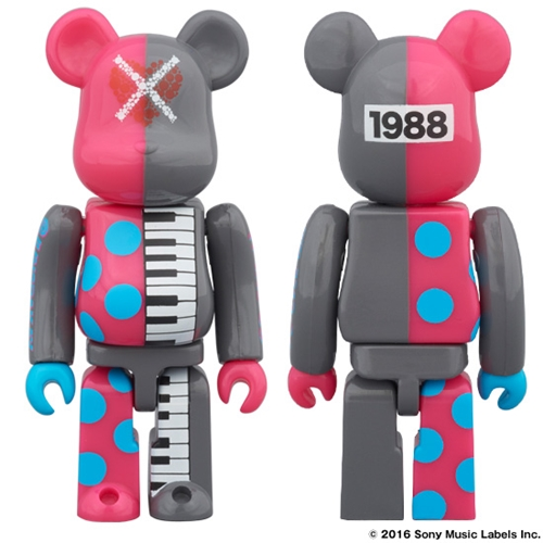 Jun. K (From 2PM) Part.3 ベアブリック (BE@RBRICK)