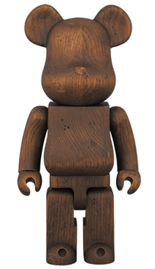 カリモク Antique Furniture Model 400% ベアブリック (BE@RBRICK)