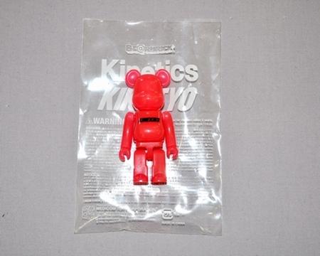 Kinetics KIKS TYO ベアブリック(BE@RBRICK)