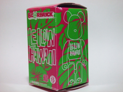LEILOW HAWAII ベアブリック(BE@RBRICK)