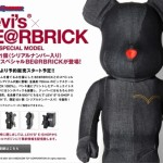 Levi's SPECIAL MODEL 1000% ベアブリック(BE@RBRICK)[情報]