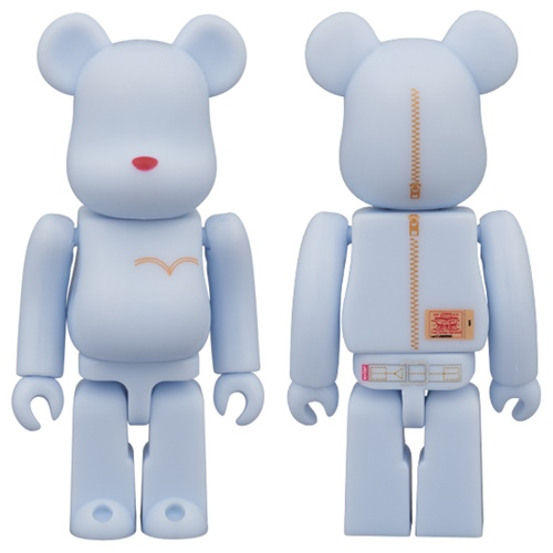 Levi's WASH DENIM 100% ベアブリック (BE@RBRICK)