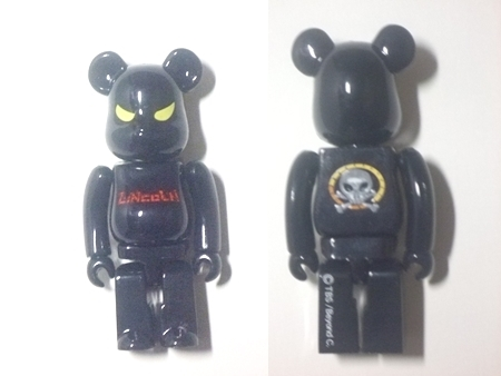 LINCOLN ベアブリック(BE@RBRICK)