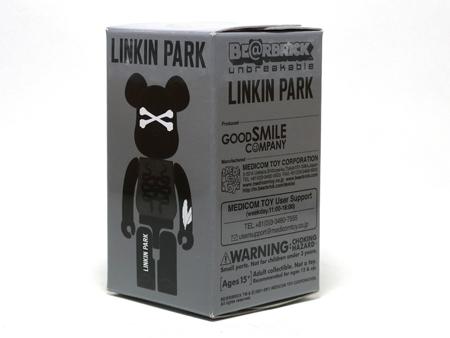 LINKIN PARK ベアブリック(BE@RBRICK)