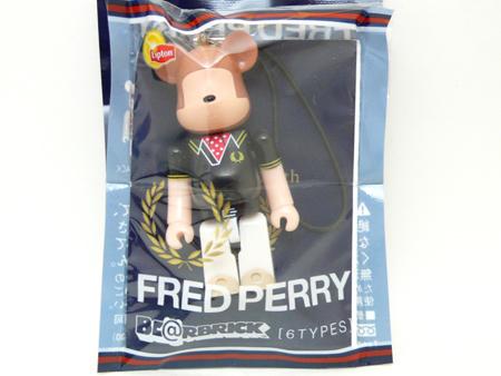 リプトン FRED PERRY MODS 70% ベアブリック(BE@RBRICK)