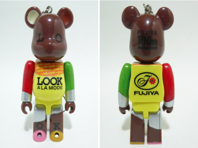 LOOK A RA MODE ベアブリック(BE@RBRICK)