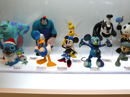 行ってきました!MEDICOM TOY 15th ANNIVERSARY EXHIBITION and ARCHIVE