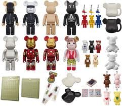 MEDICOM TOY EXHIBITION 12 開催記念 ベアブリック(BE@RBRICK)