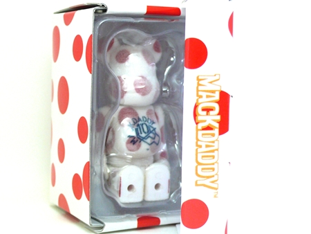MACKDADDY 10th Anniversary ベアブリック(BE@RBRICK)