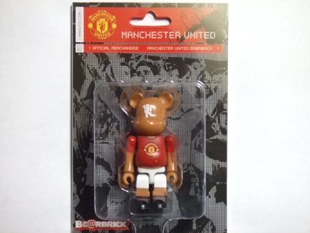 MANCHESTER UNITED 06-07 ベアブリック(BE@RBRICK)