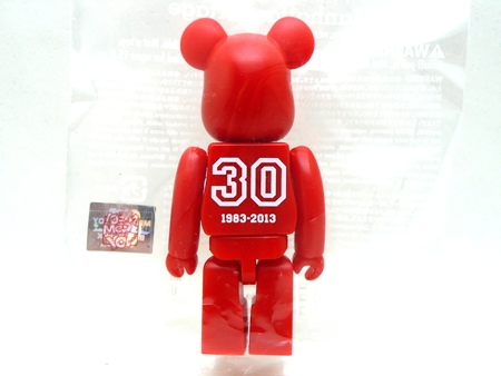 Manhattan Portage 30th Anniversary ベアブリック(BE@RBRICK)