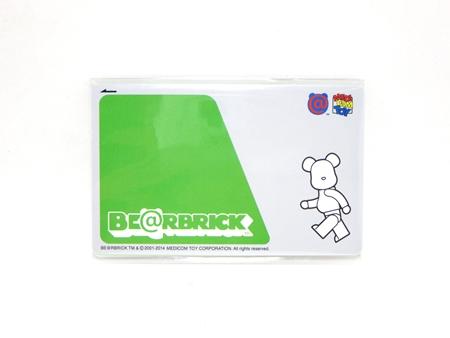 ベアブリック (BE@RBRICK) ICカード ステッカー