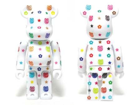 MEDICOM TOY MANUAL 2 MULTI COLOR ベアブリック(BE@RBRICK)