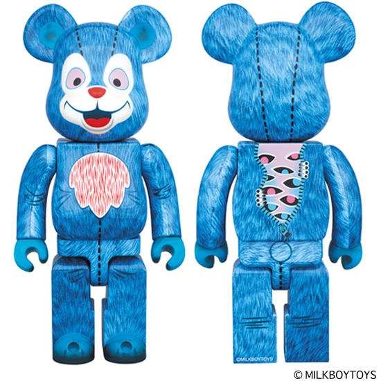 MILKBOY IT BEAR 400% ベアブリック (BE@RBRICK)
