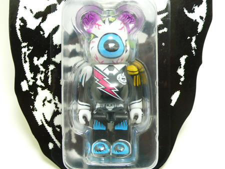 Mishka COLOR Ver ベアブリック(BE@RBRICK)
