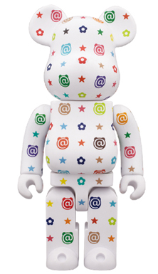 MULTI COLOR 400% ベアブリック(BE@RBRICK)