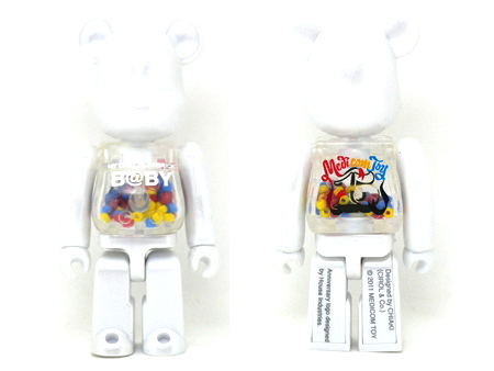 MY FIRST B@BY MCT 15th Anniversary 100% ベアブリック(BE@RBRICK)