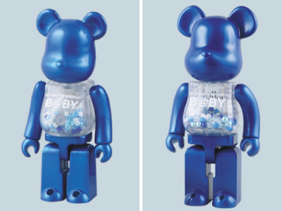 MY FIRST B@BY colette ver. 100% & 400% ベアブリック(BE@RBRICK)