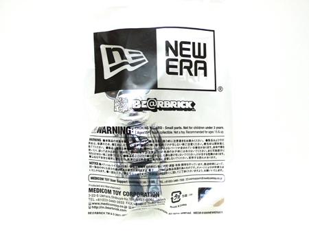 New Era Cap 2011 100% ベアブリック(BE@RBRICK)