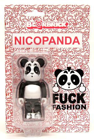 NICOPANDA ベアブリック(BE@RBRICK)