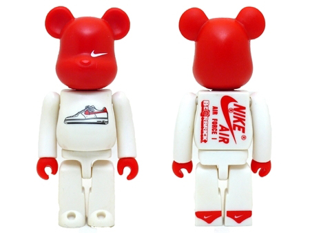 NIKE AIR FORCE 1 AD21 ベアブリック(BE@RBRICK)