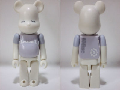 noodles Lesson1 ベアブリック(BE@RBRICK)