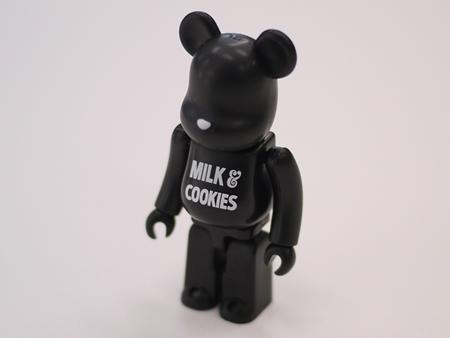 NUMBER (N)INE MILK&COOKIES ベアブリック (BE@RBRICK)