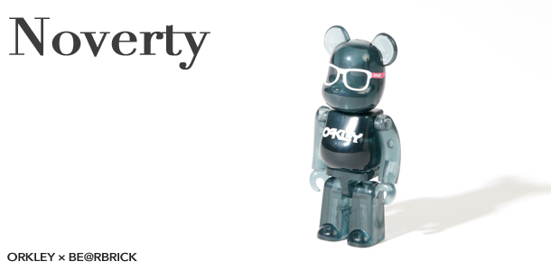 Oakley Frogskins ベアブリック (BE@RBRICK)