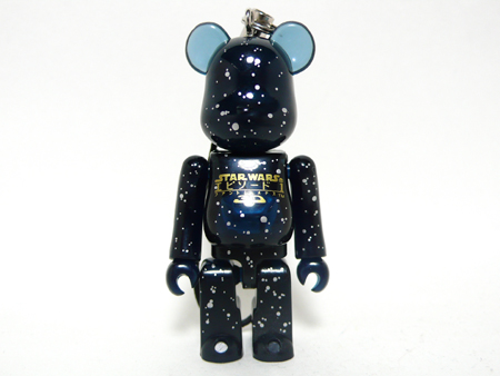 PEPSI NEX STAR WARS 3D Episode 1 70% ベアブリック(BE@RBRICK)