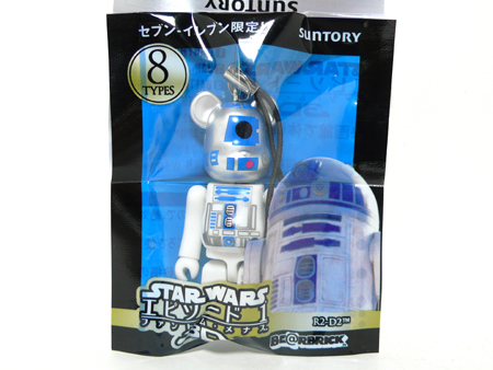 PEPSI NEX STAR WARS 3D Episode 1 70% ベアブリック(BE@RBRICK) R2-D2