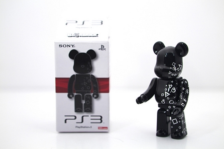 PlayStation3 ベアブリック(BE@RBRICK)