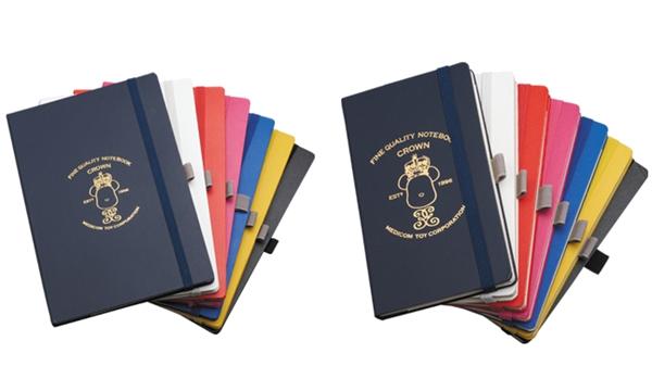 ベアブリック (BE@RBRICK) PLUSFILE note book A5サイズ/ポケットサイズ