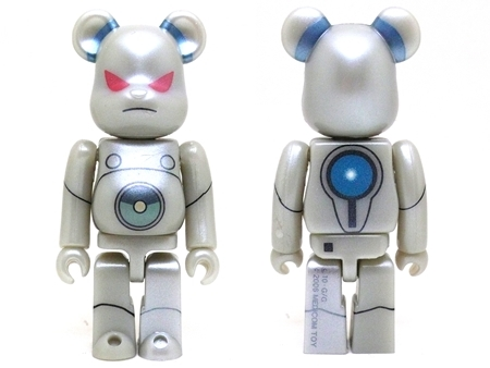 Project PAPO ベアブリック (BE@RBRICK)