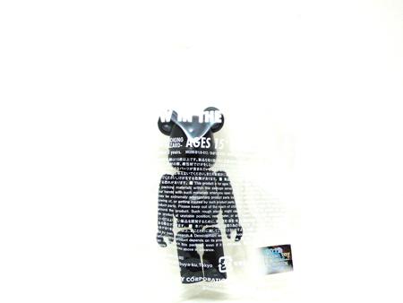 1/6計画 GID 2012 ブラック 100% ベアブリック(BE@RBRICK)