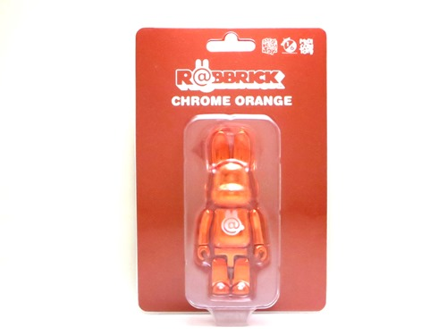 ラブリック (R@BBRICK) CHROME ORANGE