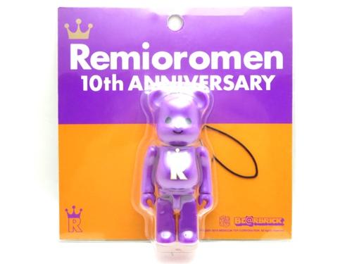 レミオロメン 10th Anniversary ベアブリック (BE@RBRICK)
