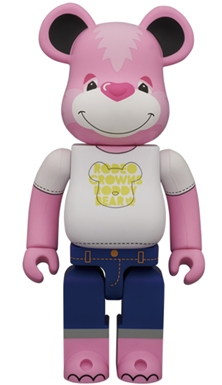 RODEO CROWNS RODDY 400% ベアブリック(BE@RBRICK)