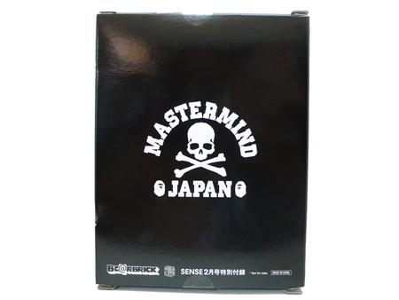 SENSE BAPE mastermind JAPAN ベアブリック(BE@RBRICK)