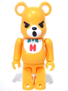 HYSTERIC GLAMOUR シリーズ20 ベアブリック(BE@RBRICK)
