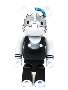 KISS KELLO KITTY THE SPACEMAN シリーズ25 ベアブリック(BE@RBRICK)