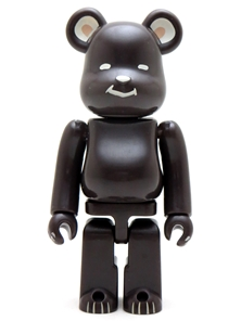 CLOT POLAR BEAR BLACK シリーズ28 ベアブリック (BE@RBRICK)