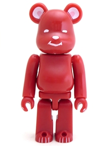 CLOT POLAR BEAR RED シリーズ28 ベアブリック (BE@RBRICK)