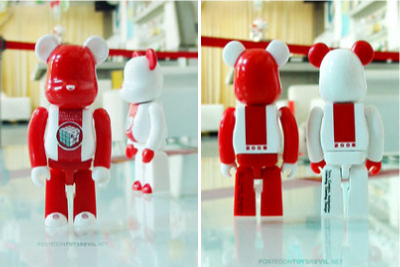 Singapore Toy & Comic Convention ベアブリック(BE@RBRICK)