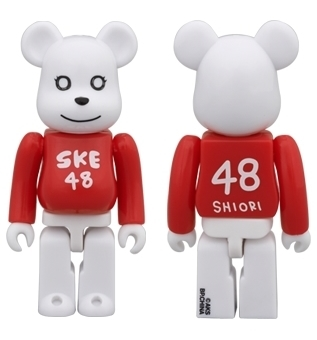 SKE48 18種 ベアブリック (BE@RBRICK)
